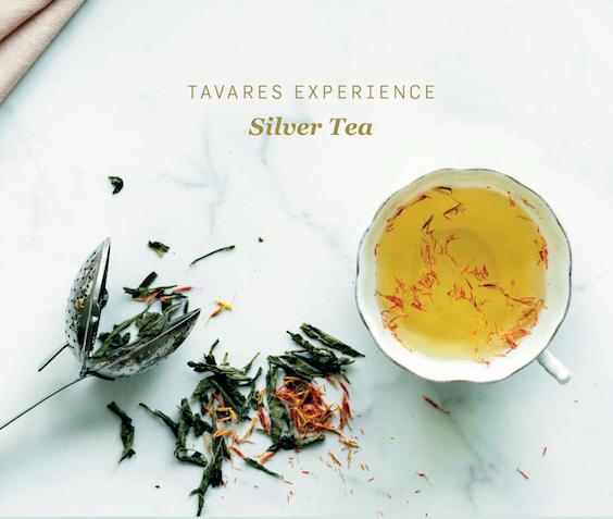 Imagem da notícia: Tavares promove Jewellery à Table com Silver Tea