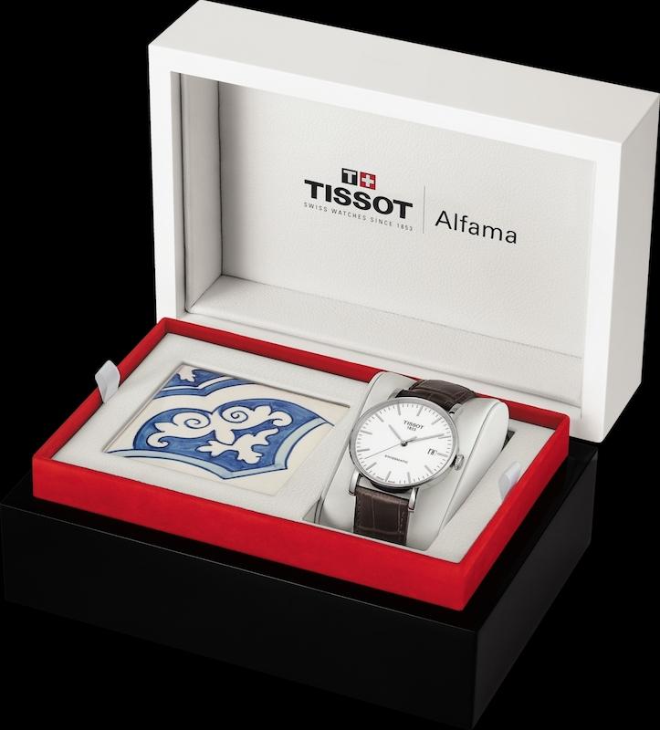 Imagem da notícia: Tissot Alfama em exclusivo para o mercado português