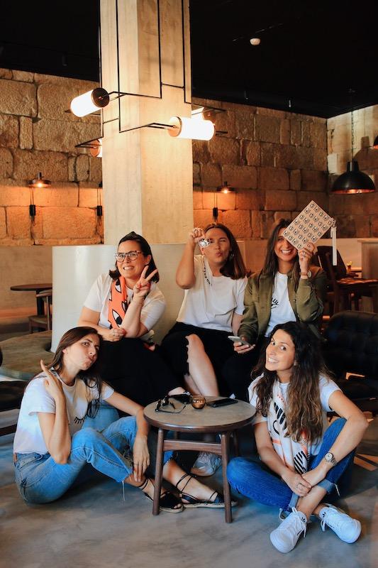 """Imagem da notícia: """"All eyes on us"""", conceito que reúne cinco mulheres criativas"""