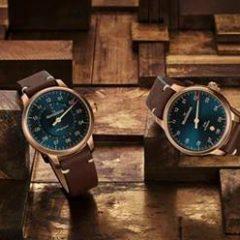 Imagem da notícia: MeisterSinger aposta em relógios de bronze
