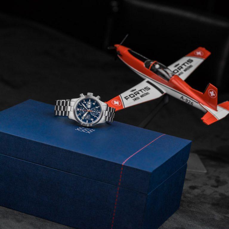 Imagem da notícia: FORTIS faz apresentação de novos relógios em Portugal