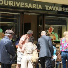 "Imagem da notícia: Tavares: 3rd edition of ""Art on the Street"" was a success"