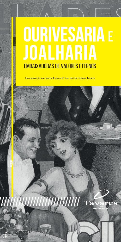 """Imagem da notícia: """"Ourivesaria e Joalharia: Embaixadoras de Valores Eternos"""""""