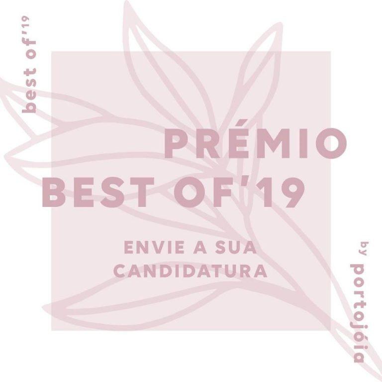 Imagem da notícia: Candidate-se ao Prémio Best Of'19 da Portojóia!