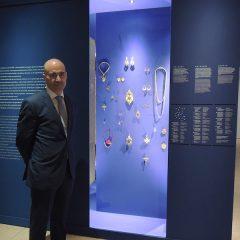 Imagem da notícia: Ourivesaria Tavares em exposição na Gulbenkian