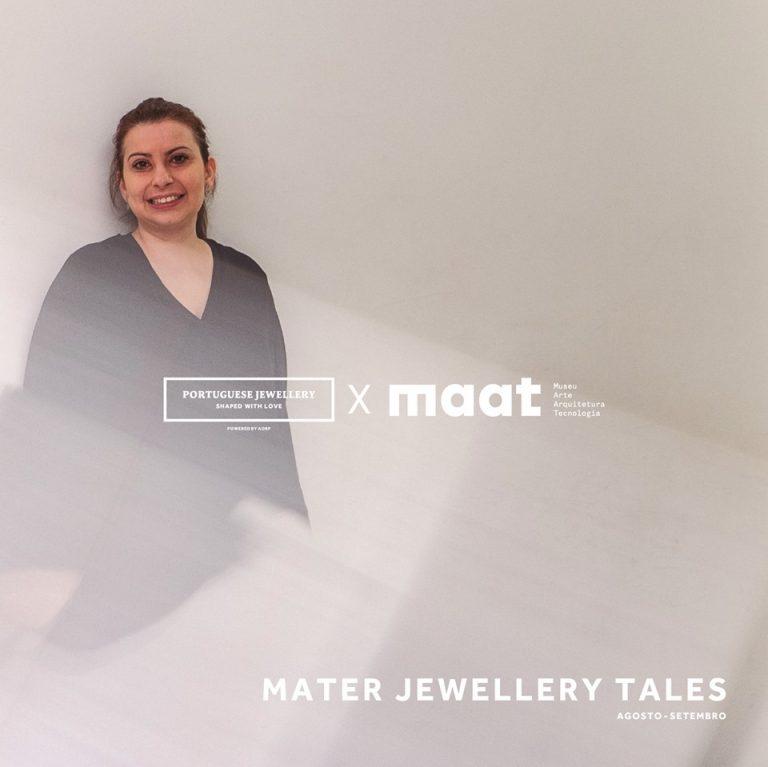 Imagem da notícia: MATER jewellery tales no MAAT