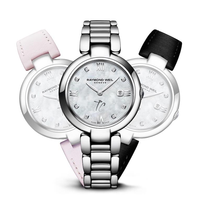 Imagem da notícia: Tony Carreira launches watch to support women with cancer