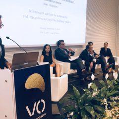 Imagem da notícia: Soluções tecnológicas para criar joias sustentáveis apresentadas na VicenzaOro