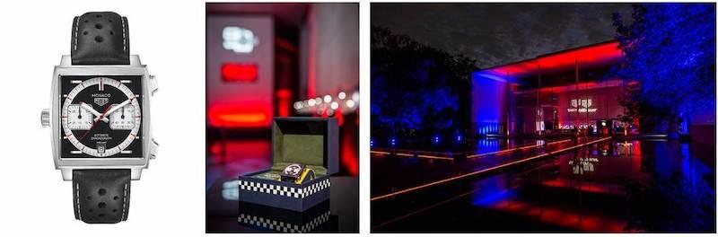 Imagem da notícia: TAG Heuer revela 4ª edição limitada do relógio Monaco no Japão