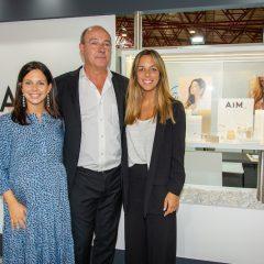 Imagem da notícia: Goris e AIM Jewellery partilharam espaço na Portojóia
