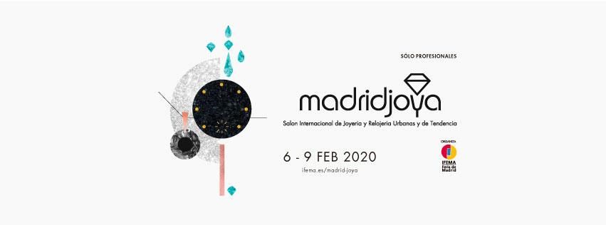 Imagem da notícia: MadridJoya 2020 com data marcada