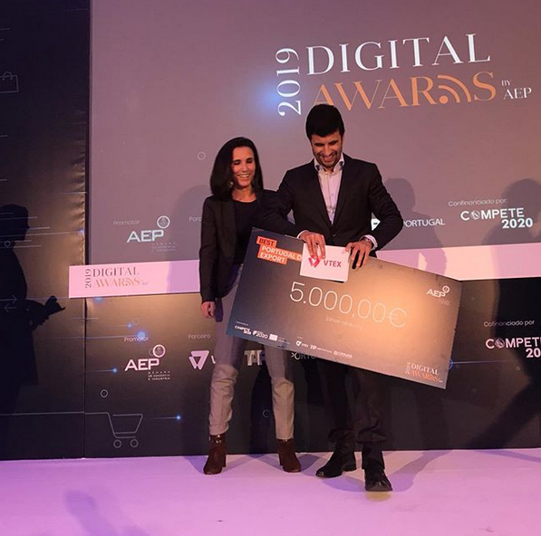 Imagem da notícia: Loja online Filigrana Portuguesa vence Digital Awards by AEP