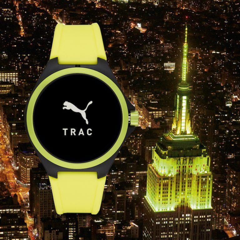 Imagem da notícia: PUMA lança primeiro Smartwatch no topo do Empire State Building