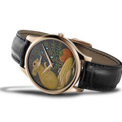 Imagem da notícia: Chopard homenageia Ano do Rato com relógio exclusivo