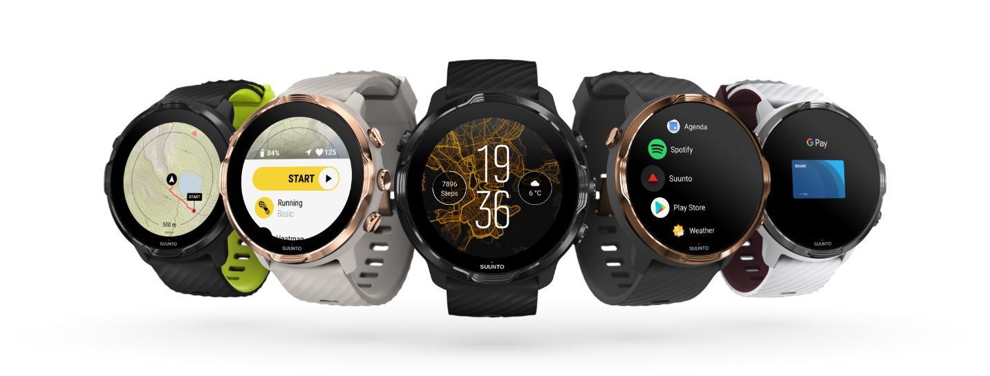 Imagem da notícia: Suunto 7 – a nova geração Smartwatch da marca