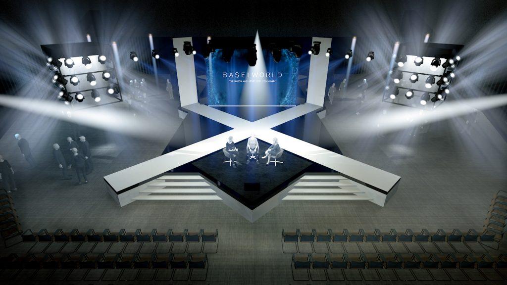 """Imagem da notícia: Baselworld 2020 inaugura """"O Fórum"""""""