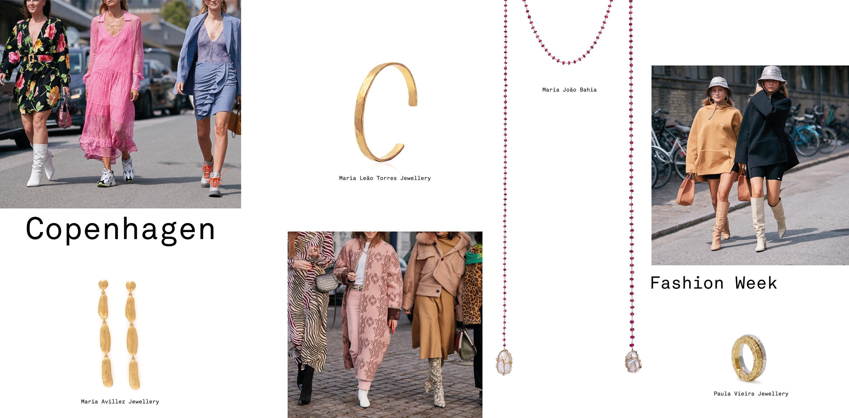 Imagem da notícia: As joias portuguesas na Copenhagen Fashion Week