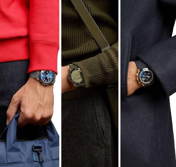 Imagem da notícia: Bell & Ross lança três novos relógios vintage
