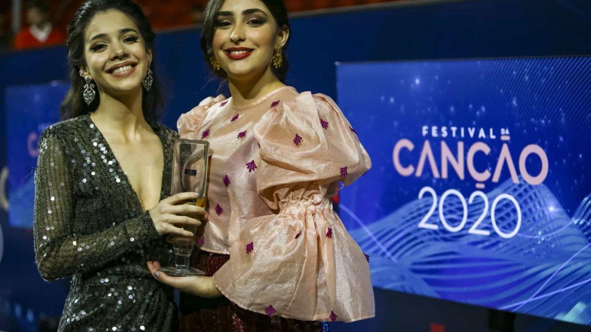 Imagem da notícia: Ana Moura x Portugal Jewels no Festival da Canção
