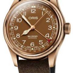 Imagem da notícia: Oris apresenta o icónico Big Crown Bronze Pointer Date