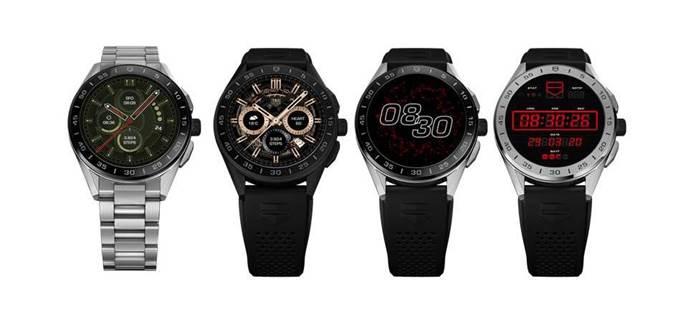 Imagem da notícia: TAG Heuer apresenta nova geração do relógio Connected