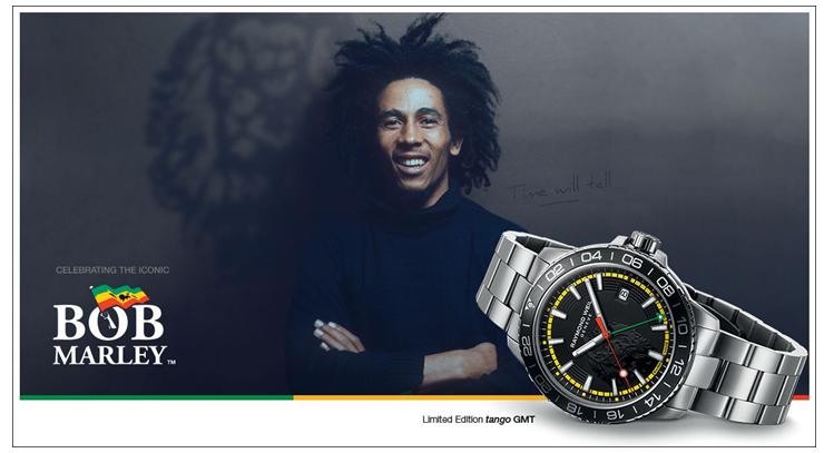 Imagem da notícia: Dia Mundial da Voz com Tango Bob Marley da Raymond Weil