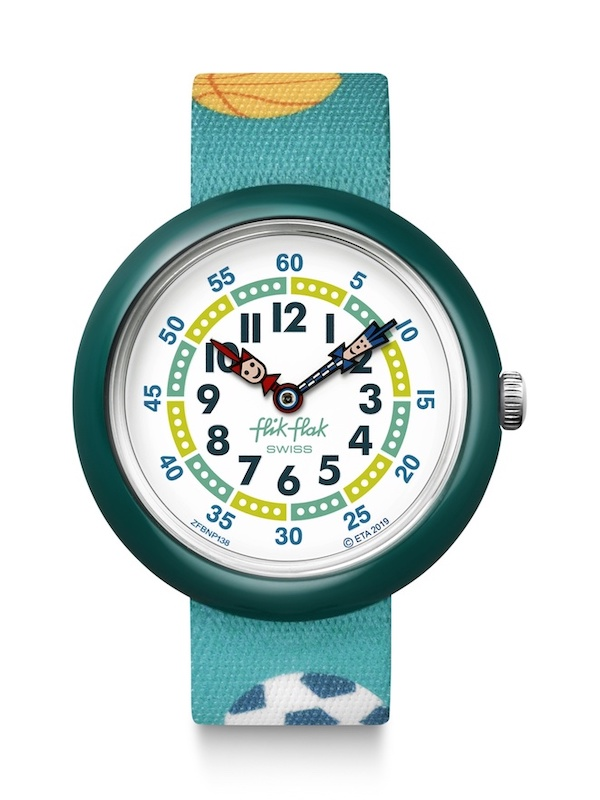 Imagem da notícia: Swatch e Flik Flak com sugestões para o Dia da Criança