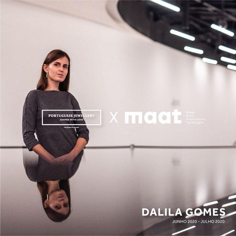 Imagem da notícia: Joias de Dalila Gomes em exposição no MAAT