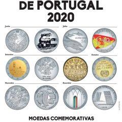 Imagem da notícia: Já conhece as moedas comemorativas de 2020?