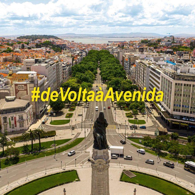 Imagem da notícia: #deVoltaàAvenida conta com marcas de joalharia e relojoaria