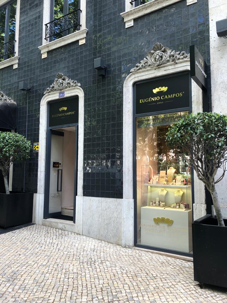Imagem da notícia: Eugénio Campos abre boutique na Avenida da Liberdade