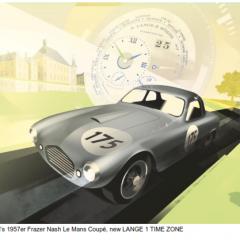 Imagem da notícia: A. Lange & Söhne apoia  concurso de carros antigos