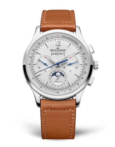 Imagem da notícia: Jaeger-LeCoultre apresenta Master Control Chronograph