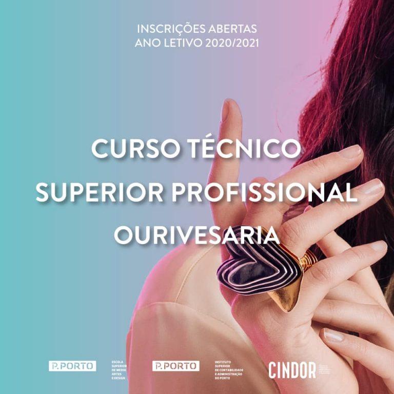 Imagem da notícia: P.Porto com cursos de joalharia em parceria com o CINDOR