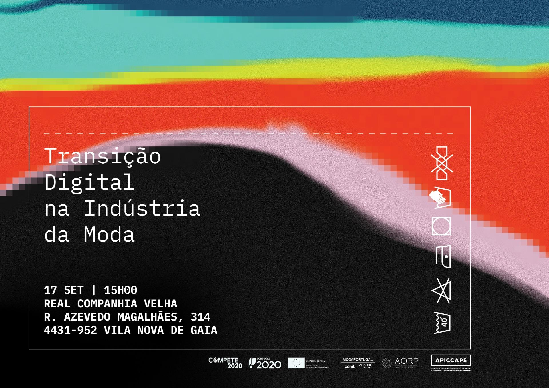 """Imagem da notícia: """"Transição Digital na Indústria da Moda"""" em conferência"""