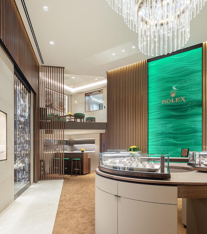 Imagem da notícia: Primeira Boutique Rolex abre em Lisboa