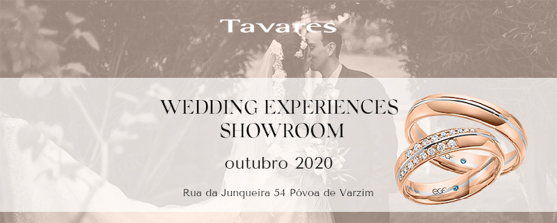 Imagem da notícia: Tavares organiza Wedding Experiences Showroom