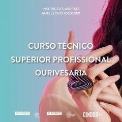 Imagem da notícia: P.Porto with jewellery courses in partnership with CINDOR