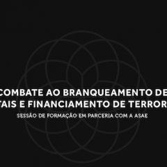 """Imagem da notícia: Formação """"Combate ao BCFT"""": inscreva-se até 16 de novembro"""