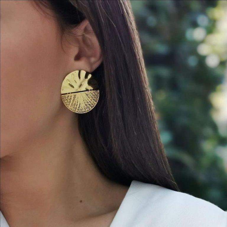 Imagem da notícia: Portugal Jewels lança nova coleção com técnicas de estampagem e filigrana