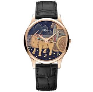 Imagem da notícia: Chopard homenageia Ano Novo Chinês com dois novos relógios