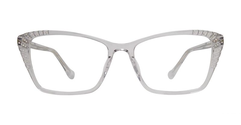 Imagem da notícia: Seraphin Shimmer: óculos que parecem joias