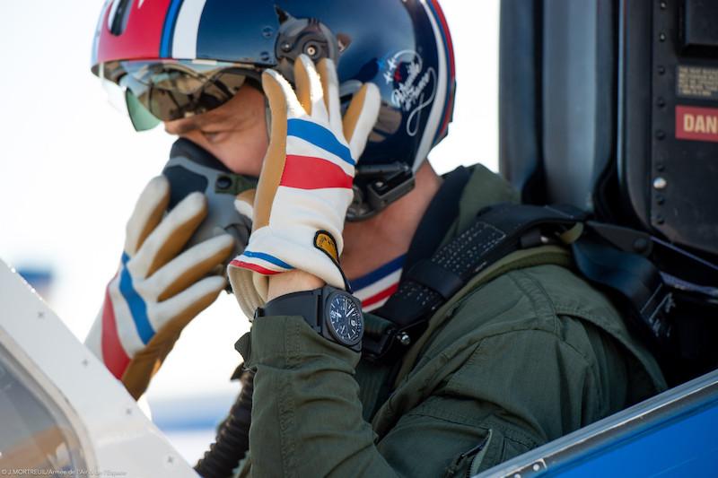 Imagem da notícia: Bell & Ross anuncia parceria com a Patrouille de France