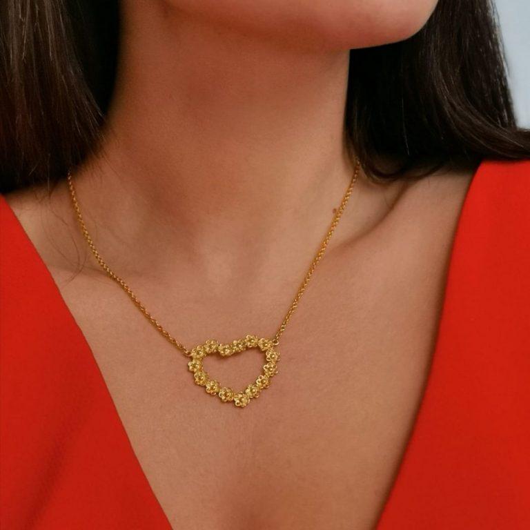 Imagem da notícia: Portugal Jewels apresenta Colar Dia dos Namorados