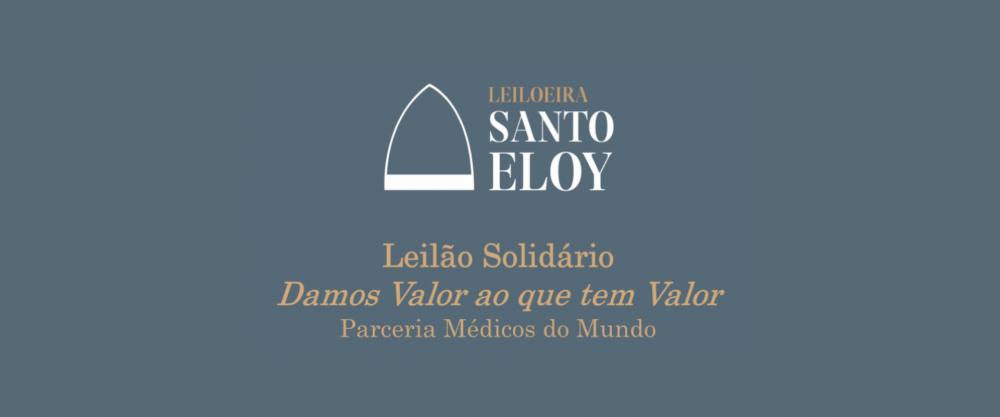 Imagem da notícia: Leiloeira Santo Eloy estreia-se em iniciativa solidária
