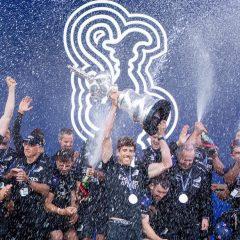 Imagem da notícia: Parceira da OMEGA vence 36ª edição da America's Cup