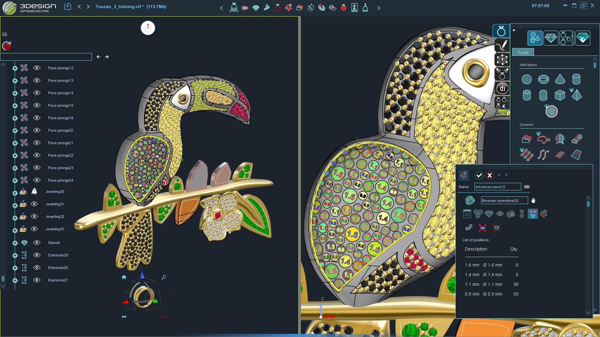Imagem da notícia: 3Design apresenta a nova versão do seu software: 3Design V10