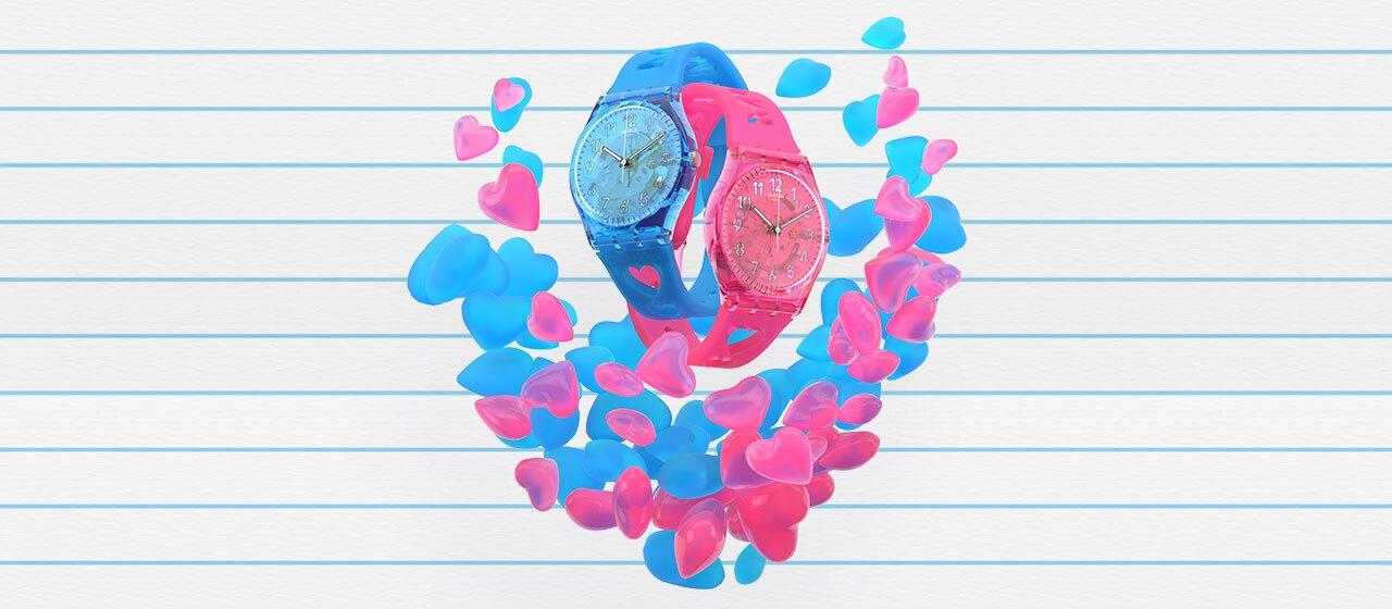 Imagem da notícia: Swatch lança edição especial para o Dia da Mãe