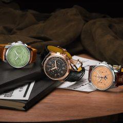 Imagem da notícia: Breitling recupera herança com nova coleção