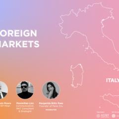 Imagem da notícia: AORP: E-Lapidar com sessão sobre o Mercado Italiano